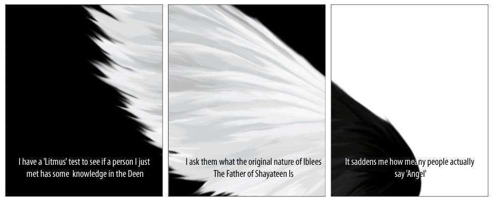 The Origin Of Iblees